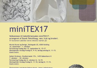 Invitation til miniTEX17