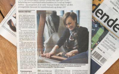 Artikel i Aarhus Stifttidende