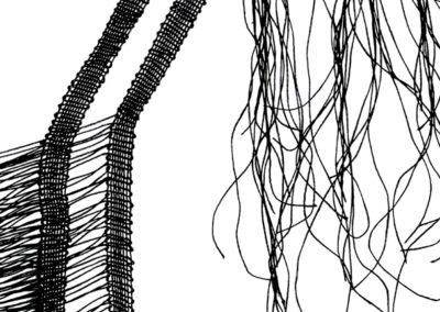 ###Woven Lines u text copy